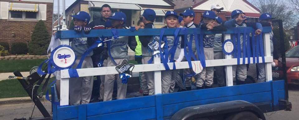 Mustang Dodgers