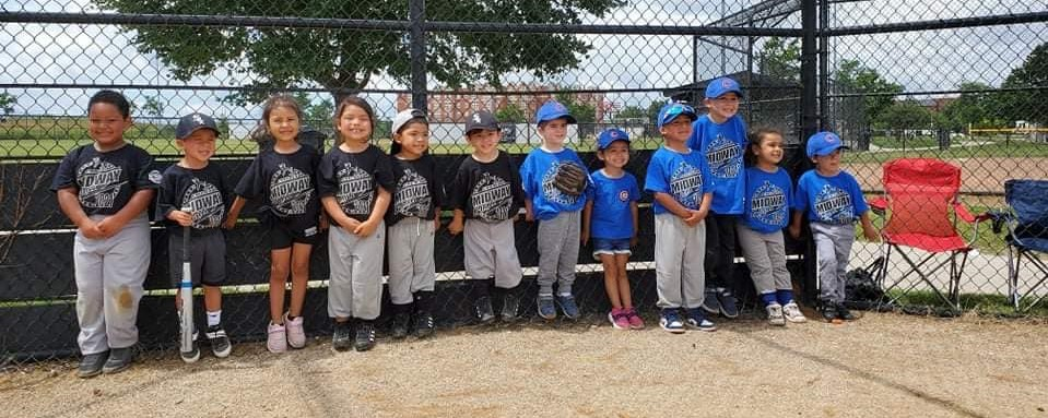 TBall Sox and Cubs