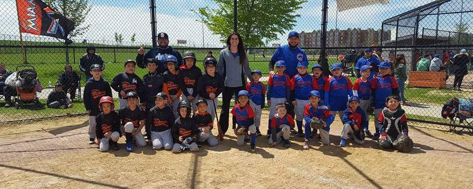 Pinto Marlins and Cubs