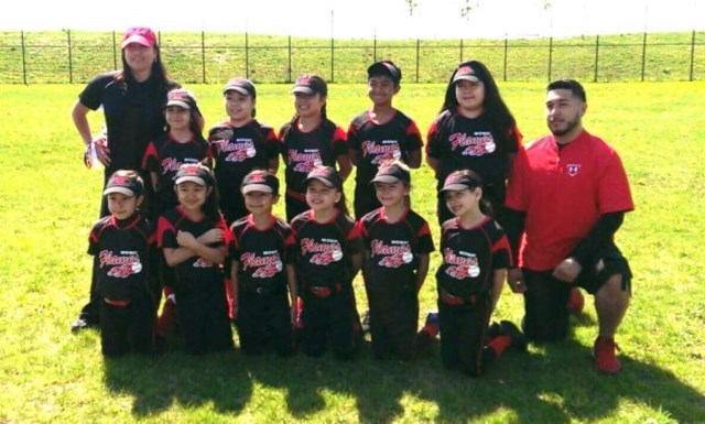 8U Midway Flames