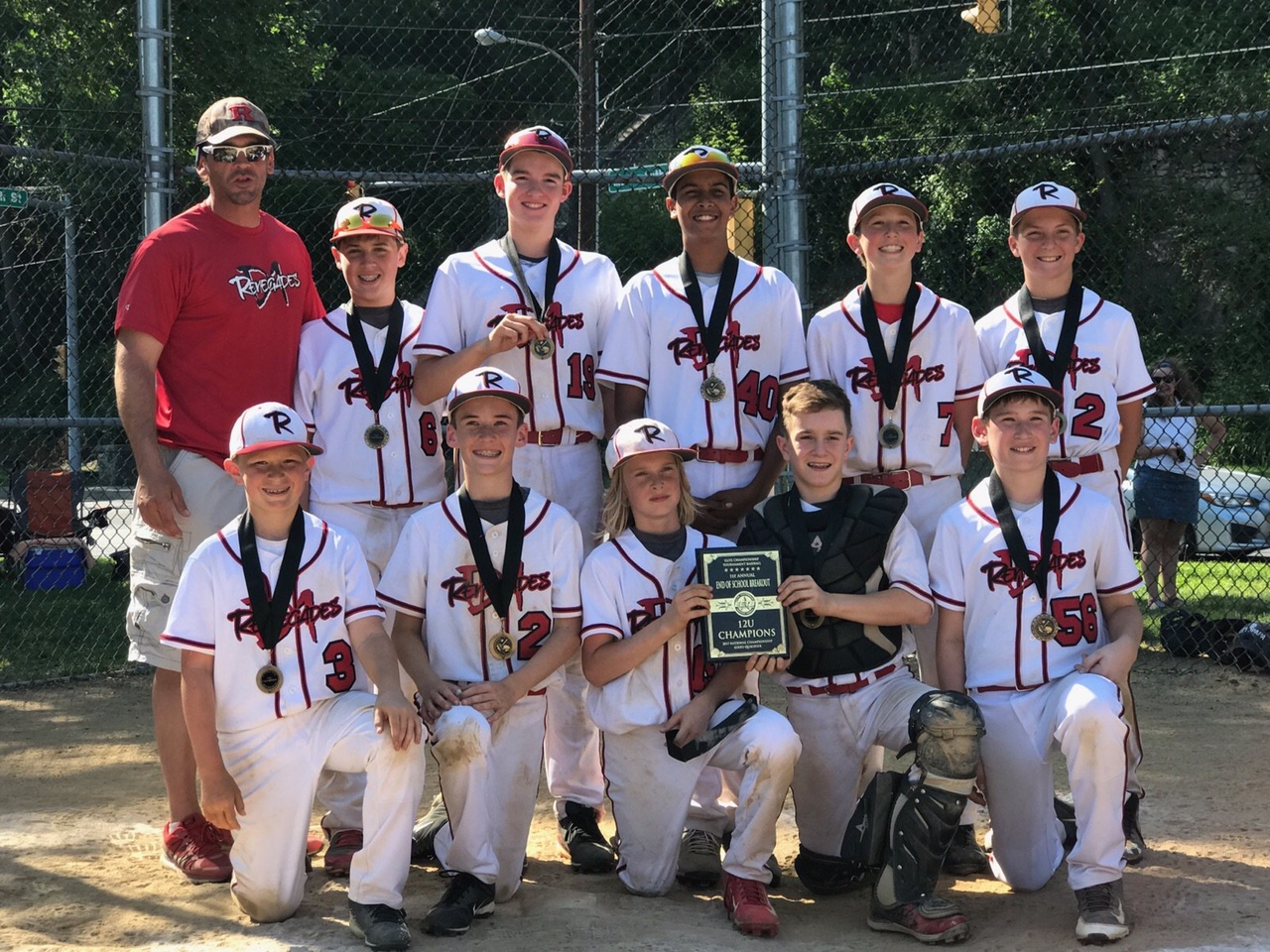 Championships : D1 Baseball Barn
