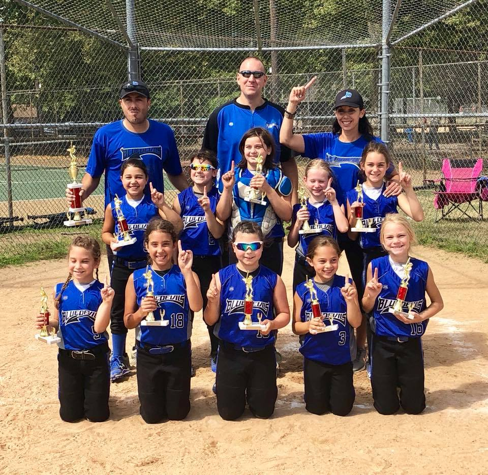 Congrats to the 8u Blue Devils for winning the 2018 Summer League Championship!