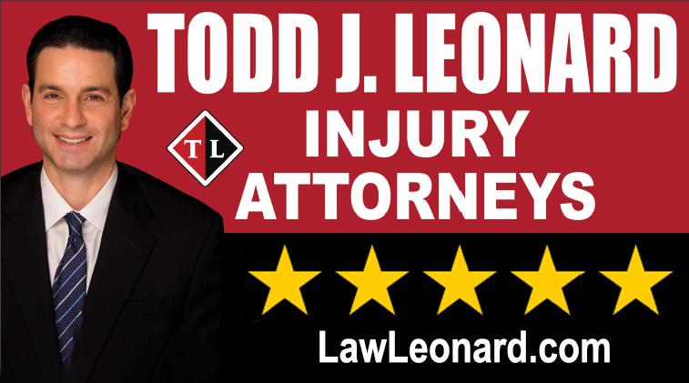 Todd J. Leonard Injury Attorneys