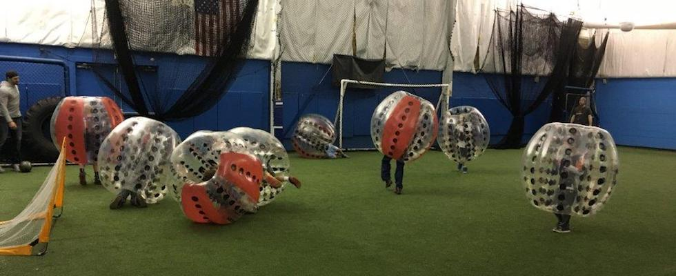 Knockerball at CSA