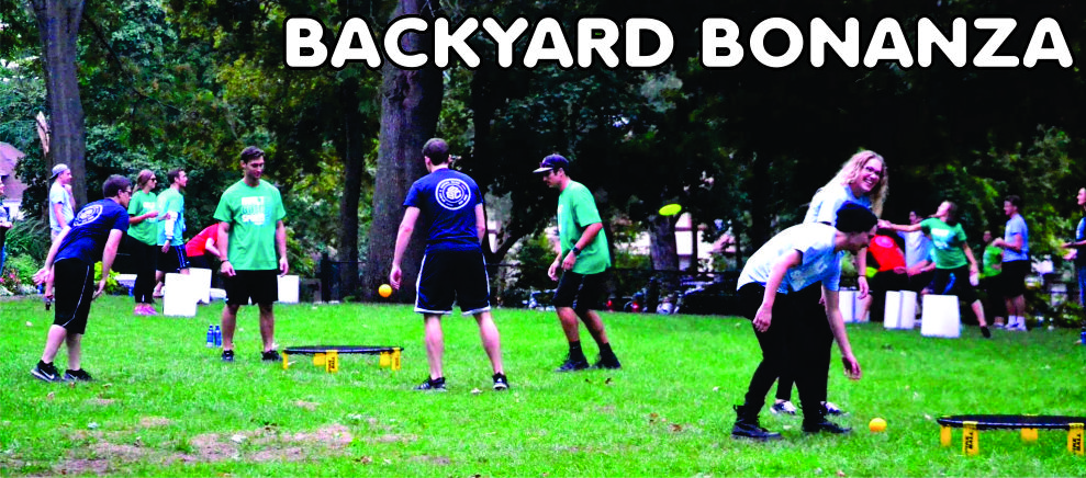 Backyard Bonanaza