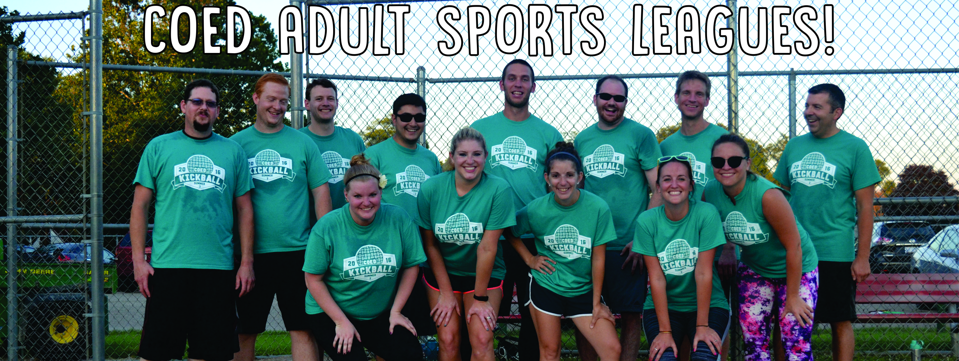 Adult Sports Leagues!