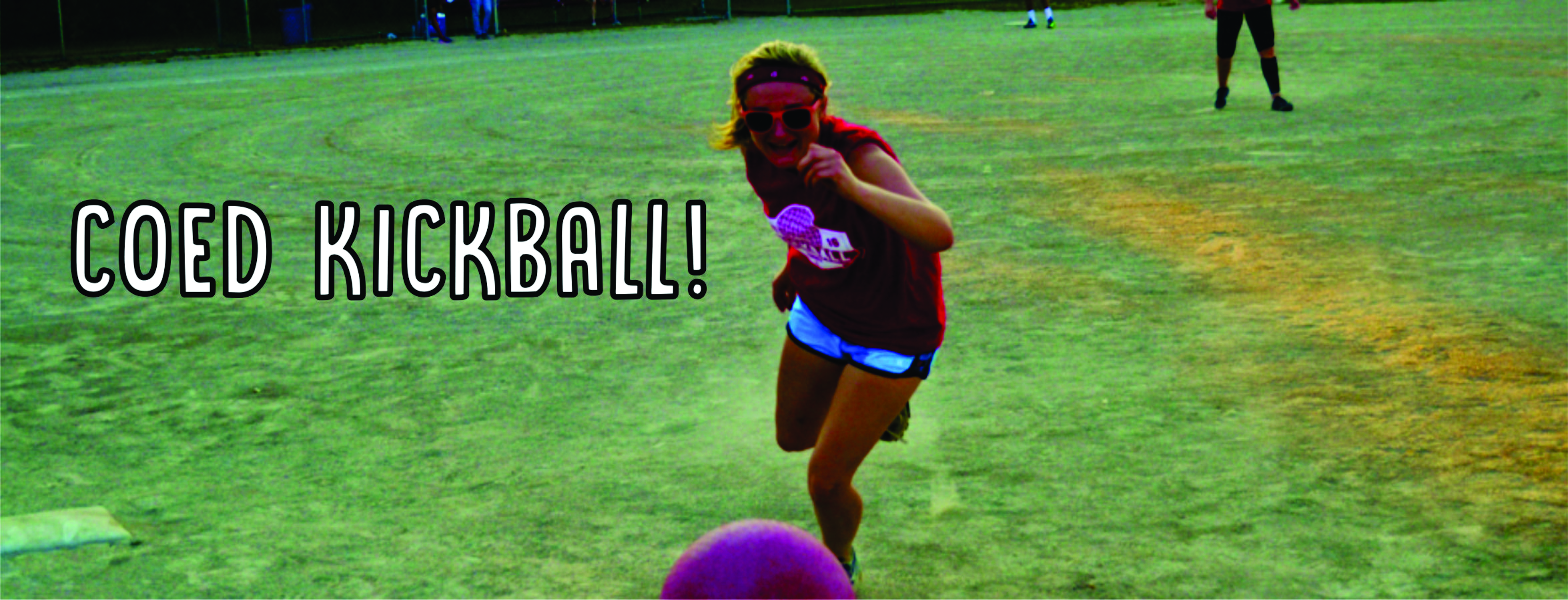 Coed Kickball