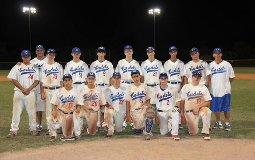 2013 15u World Series Team