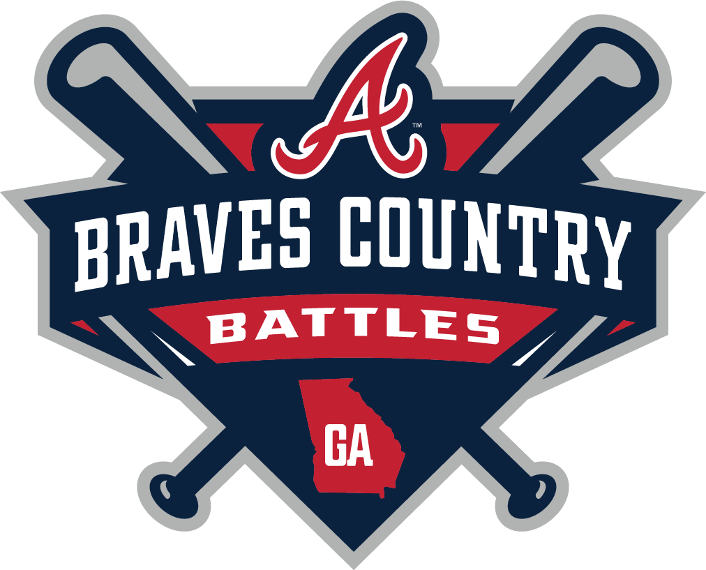graphic relating to Atlanta Braves Schedule Printable identified as Braves Region Battles - Ga : Atlanta Braves