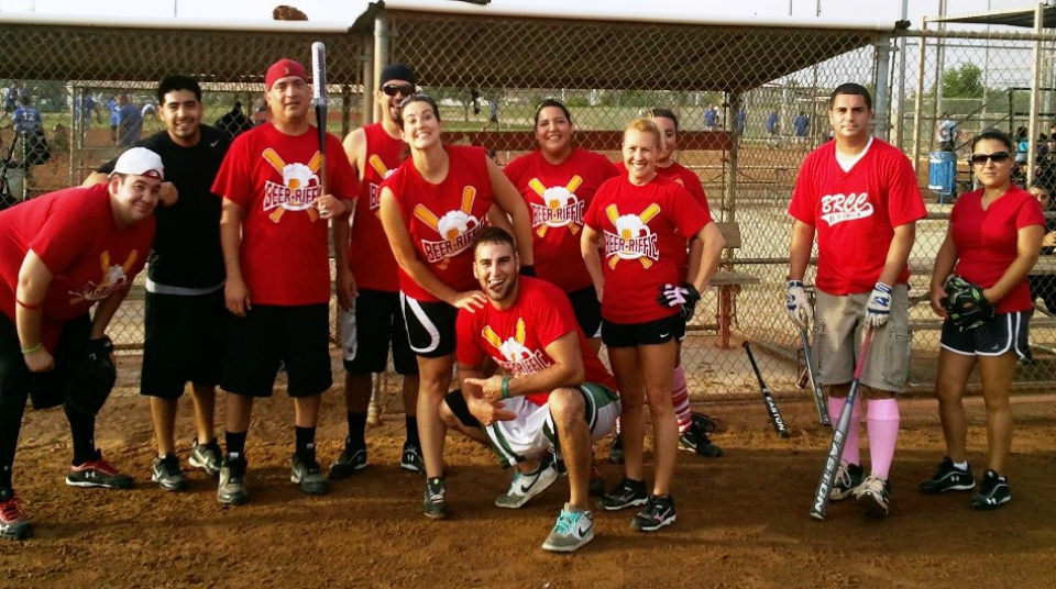Adult Slow Pitch Softball Leagues
