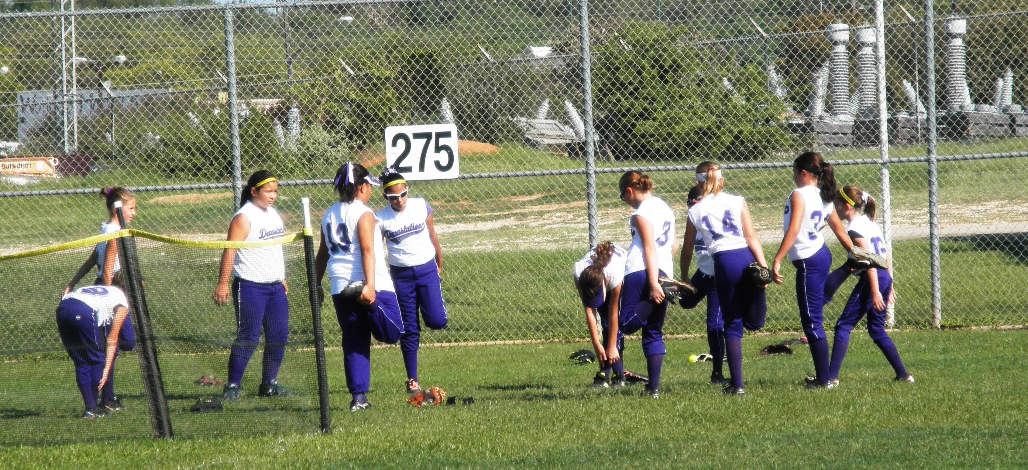 Girls Fastpitch Leagues