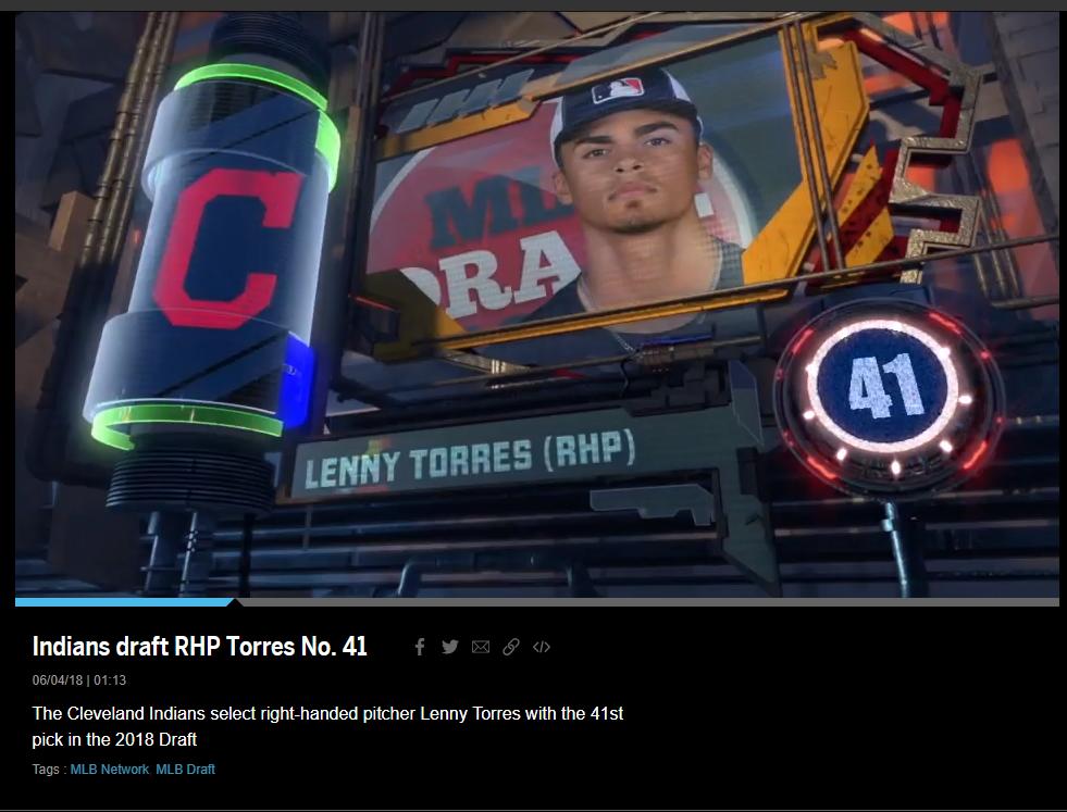 Congratulations Lenny Torres, Jr
