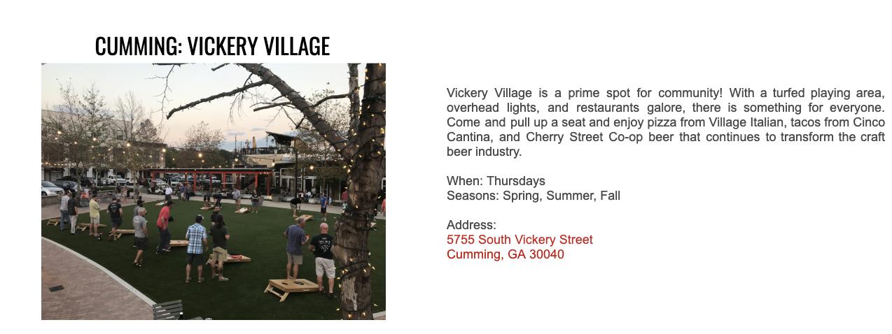 Vickery Village