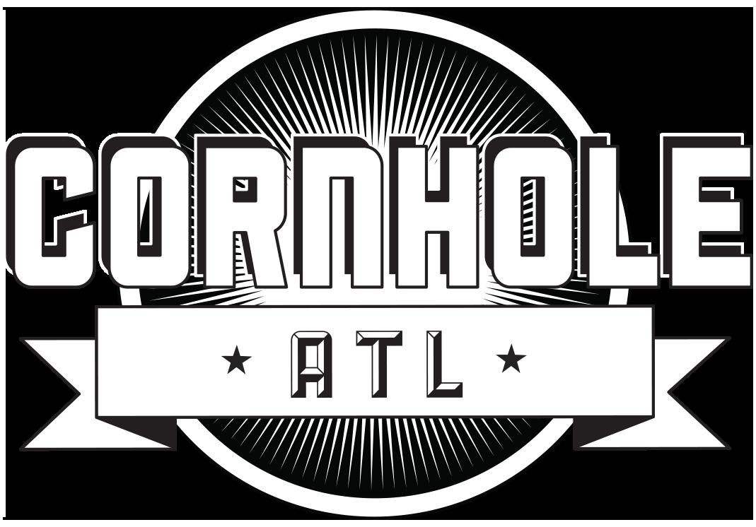 Adult clip art cornhole design