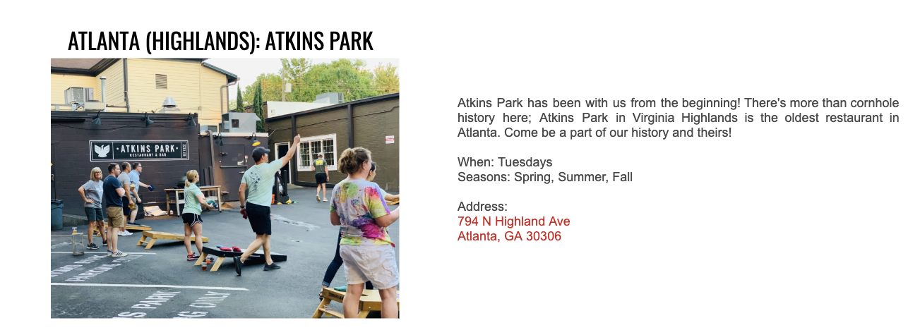 Atkins Park - Highlands