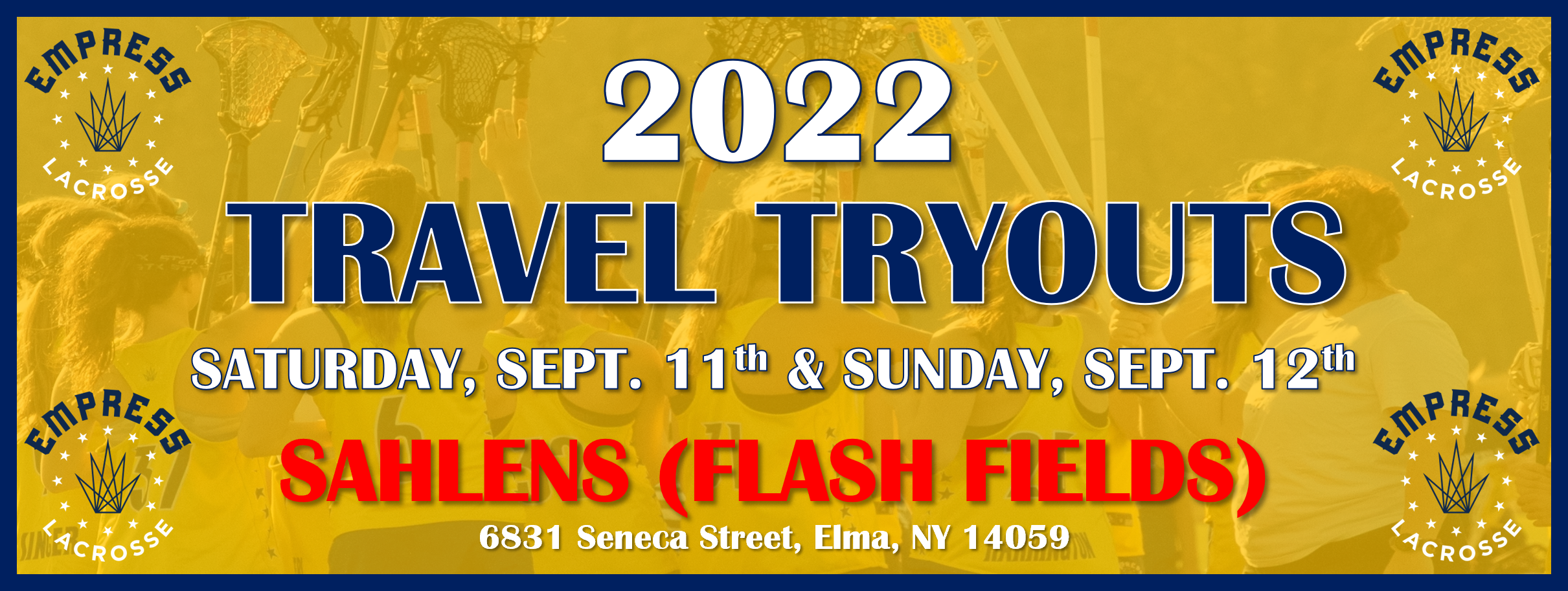 2022 Tryouts