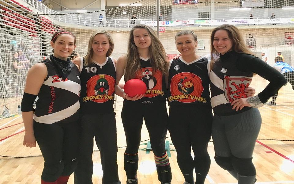 Ladies WDA Team Canada