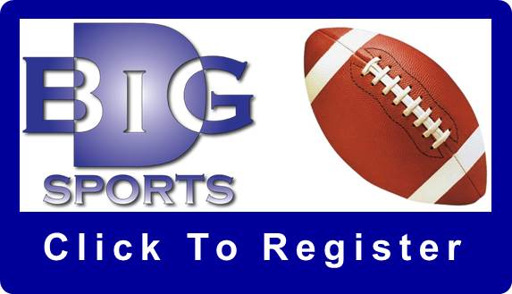 Flag Football Registration | Big D Sports