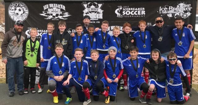 U13 Icebreaker Champions 2018