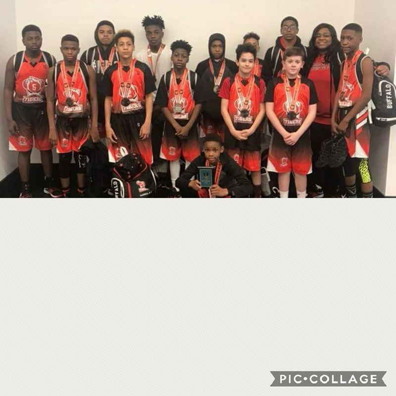 716ers Elite AAU Basketball