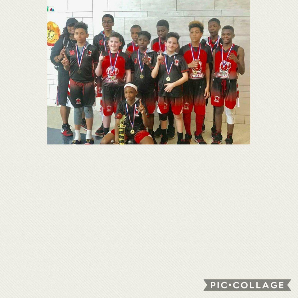 13 u wins Hope Invitational