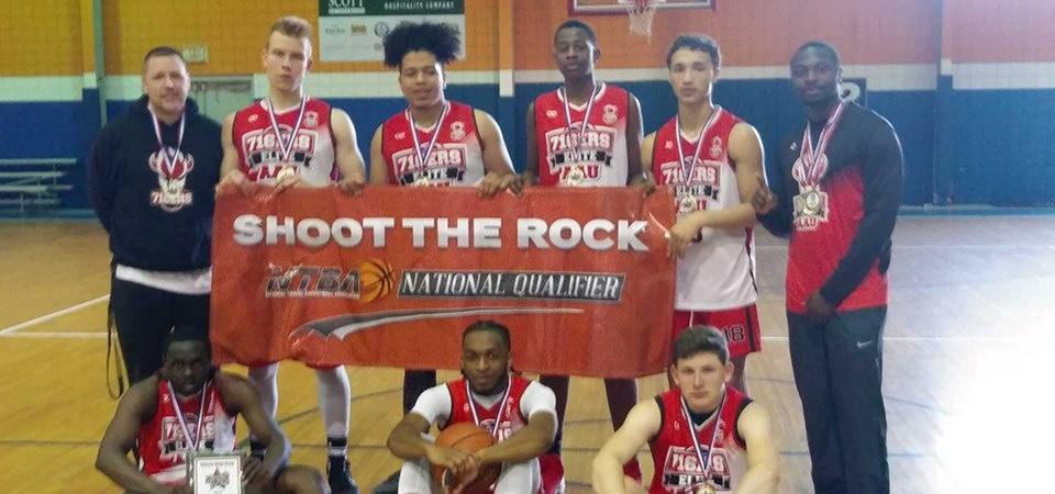 18u wins Shoot the Rock Tourney