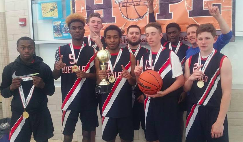 17u wins Hope 2017 Invitational