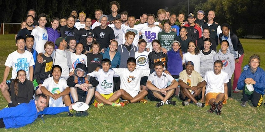 Ultimate for All: Club Summer Academy
