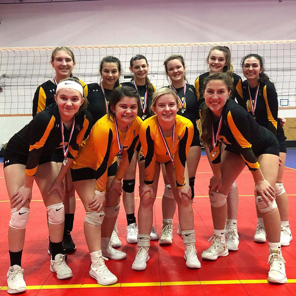 Select 16 2020 - MDJrs 16s tournament Gold runner-up