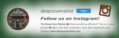 Deep Cove Market
