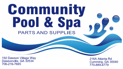 Community Pool & Spa