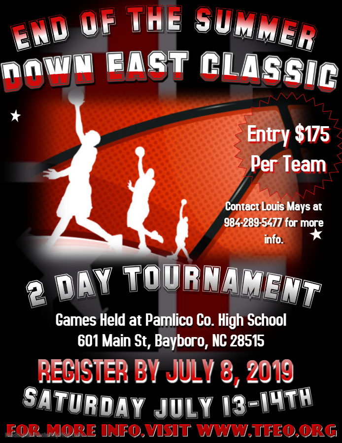 DOWN EAST SUMMER CLOSEOUT CLASSIC