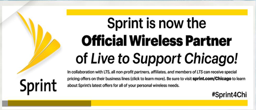 Sprint Wireless #Sprint4Chi