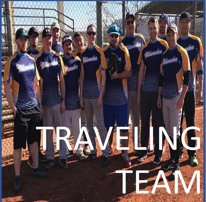 Brew Crew Traveling Team