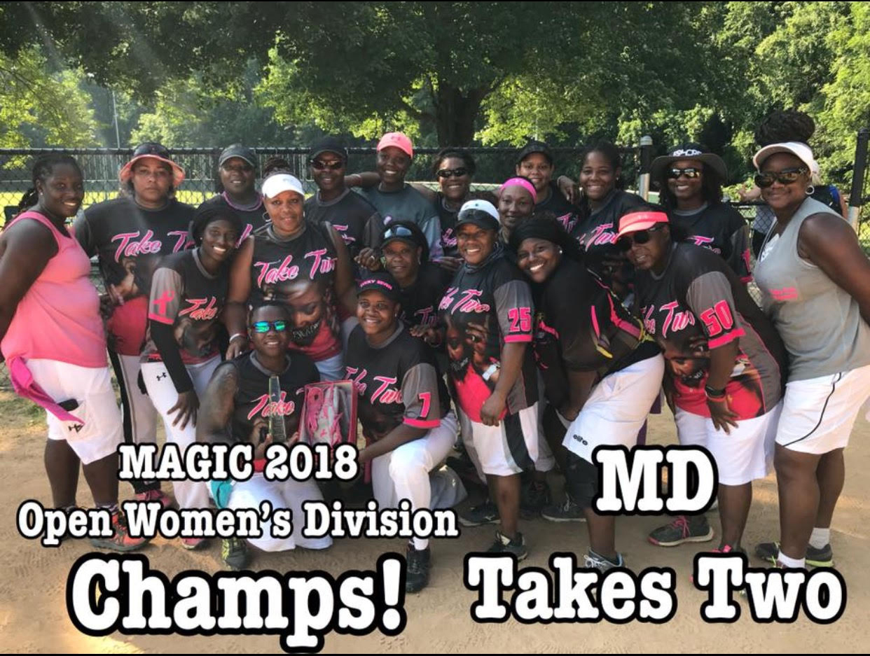 Women's Division Champs