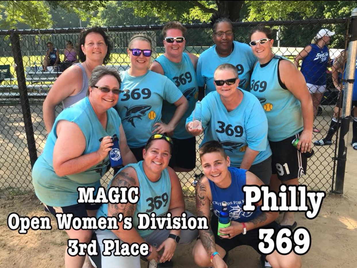 Women's Division Third Place
