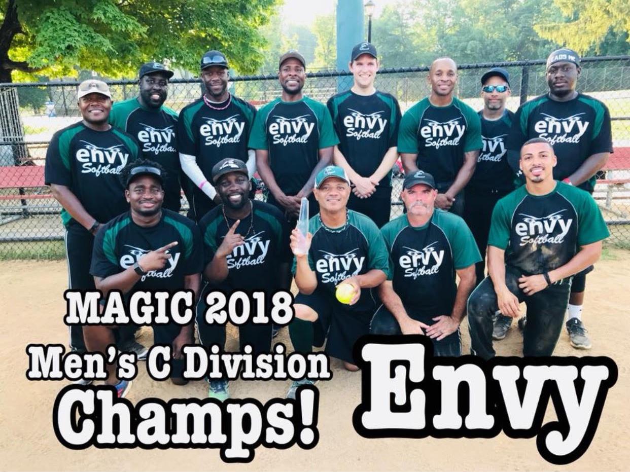Men's C Division Champs