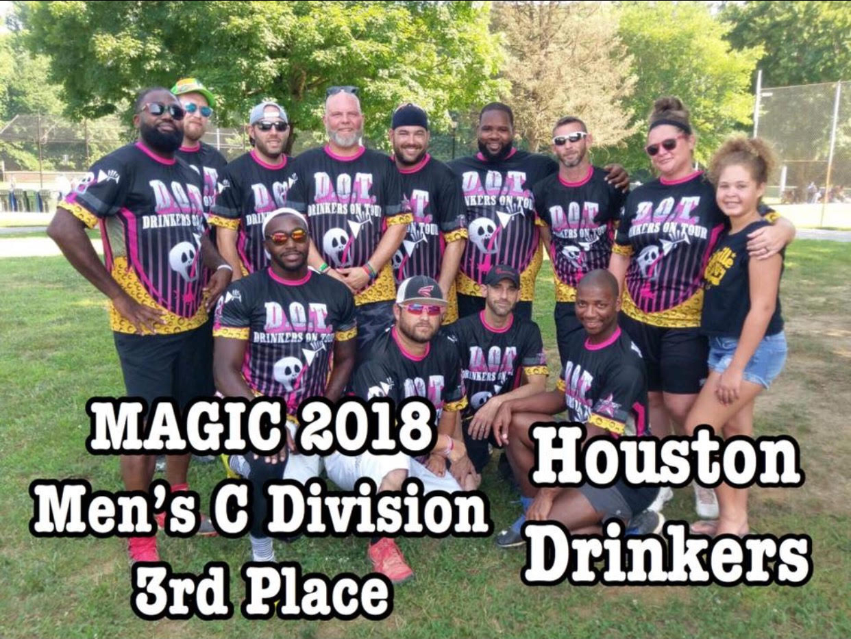 Men's C Division Third Place