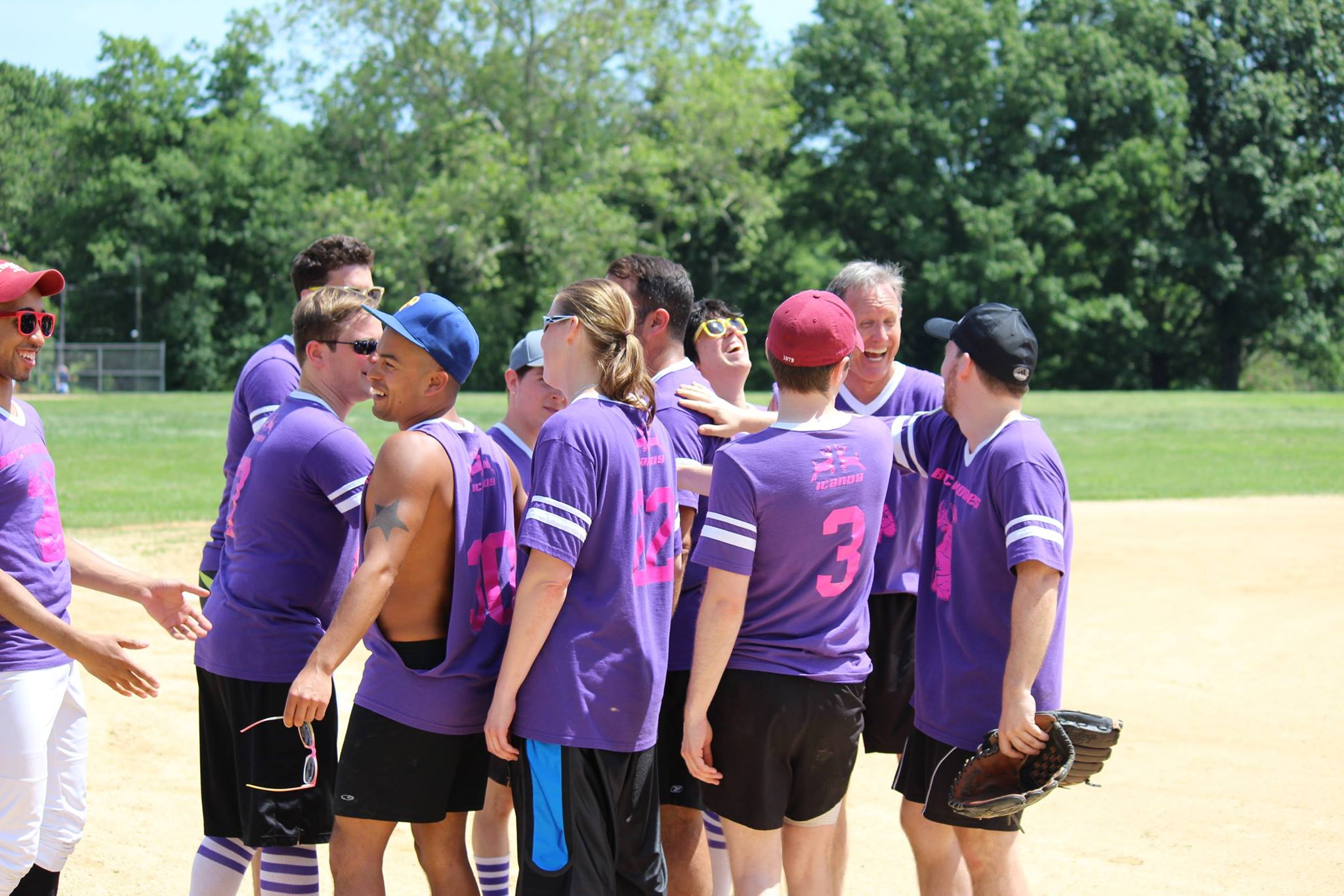 About the Recreational Division : City of Brotherly Love
