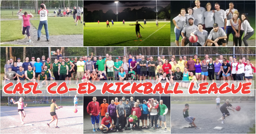 CASL Co-Ed Kickball