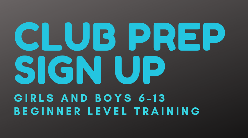 Club Prep Youth Volleyball Training Sign up