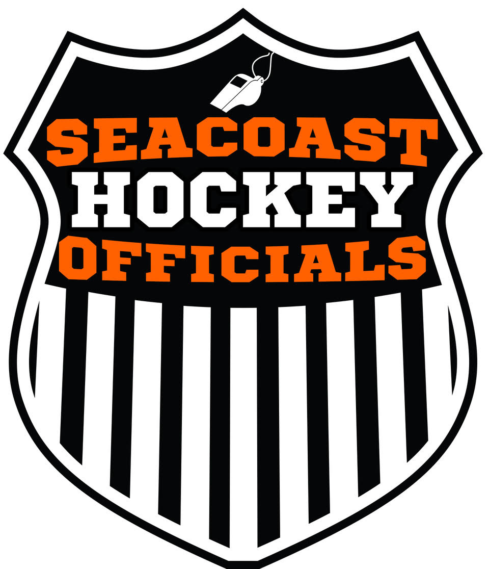Seacoast Hockey Officials Logo