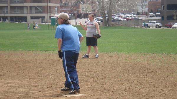 Softball Lesbian 109