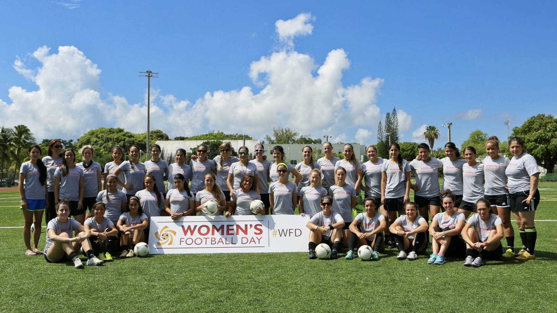 CONCACAF WOMEN'S FOOTBALL DAY