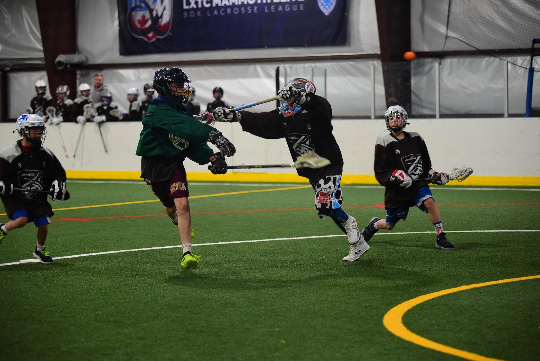 Jersey Box Lacrosse