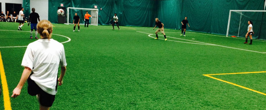 Indoor & Outdoor Soccer Leagues