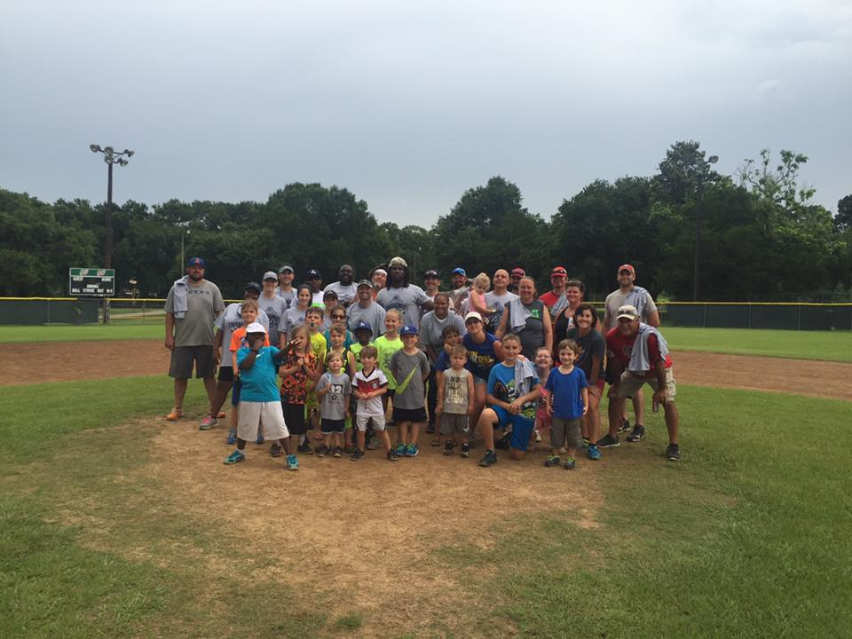 2016 Parent Softball Tournament