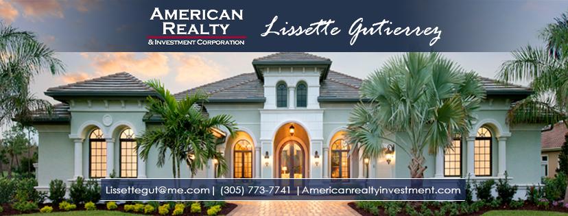 American Realty Group/ Lissette Gutierrez realtor
