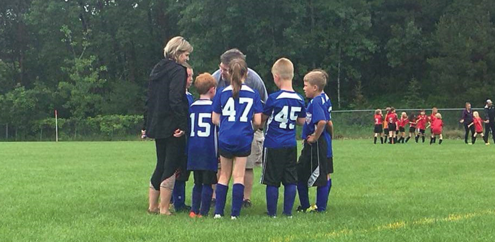 Become a Soccer Coach!