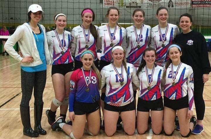 16 Rox win GT Sports Classic 16's and March Madness 17's!